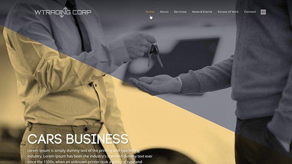 شرکت WTrading