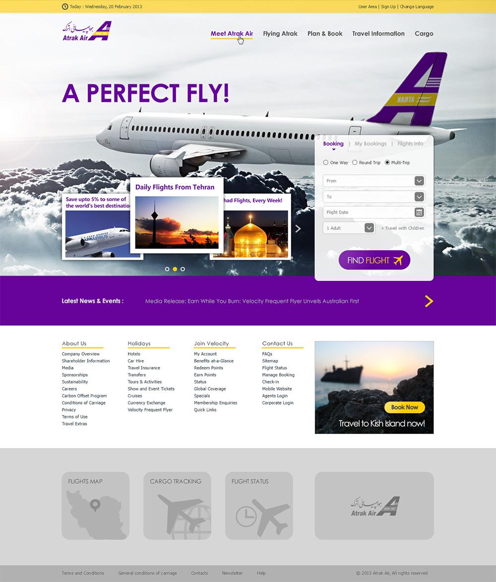Atrak Airlines