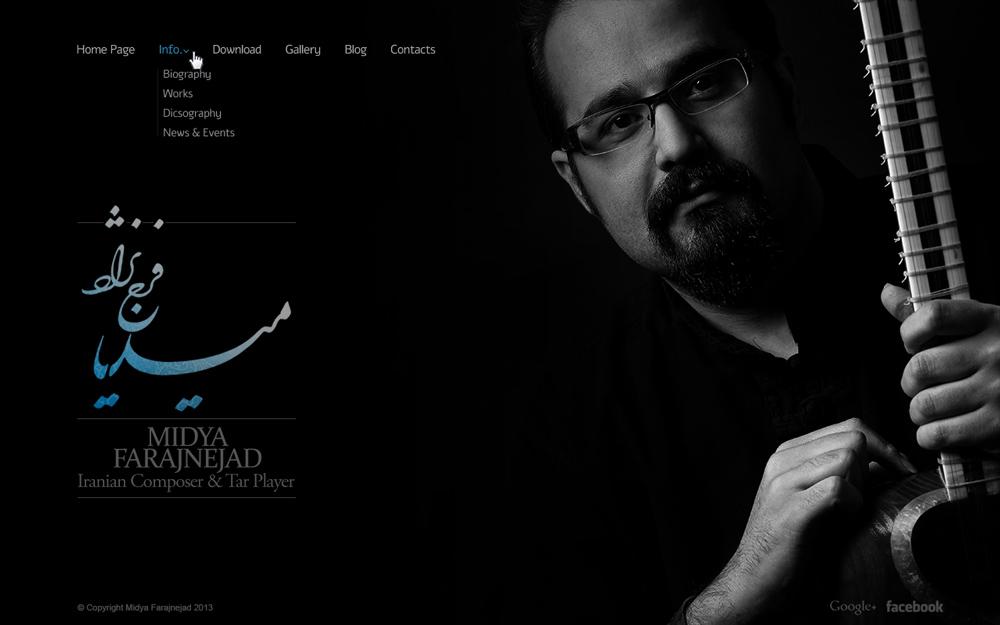 Midia Farajnejad (Musician)