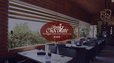 Amir Chocolate Coffeehouses