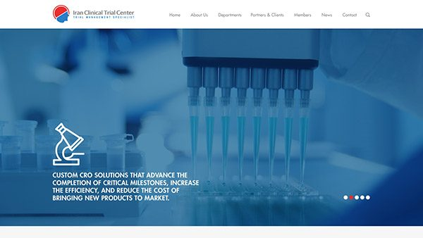 Iran Clinical Trial Center