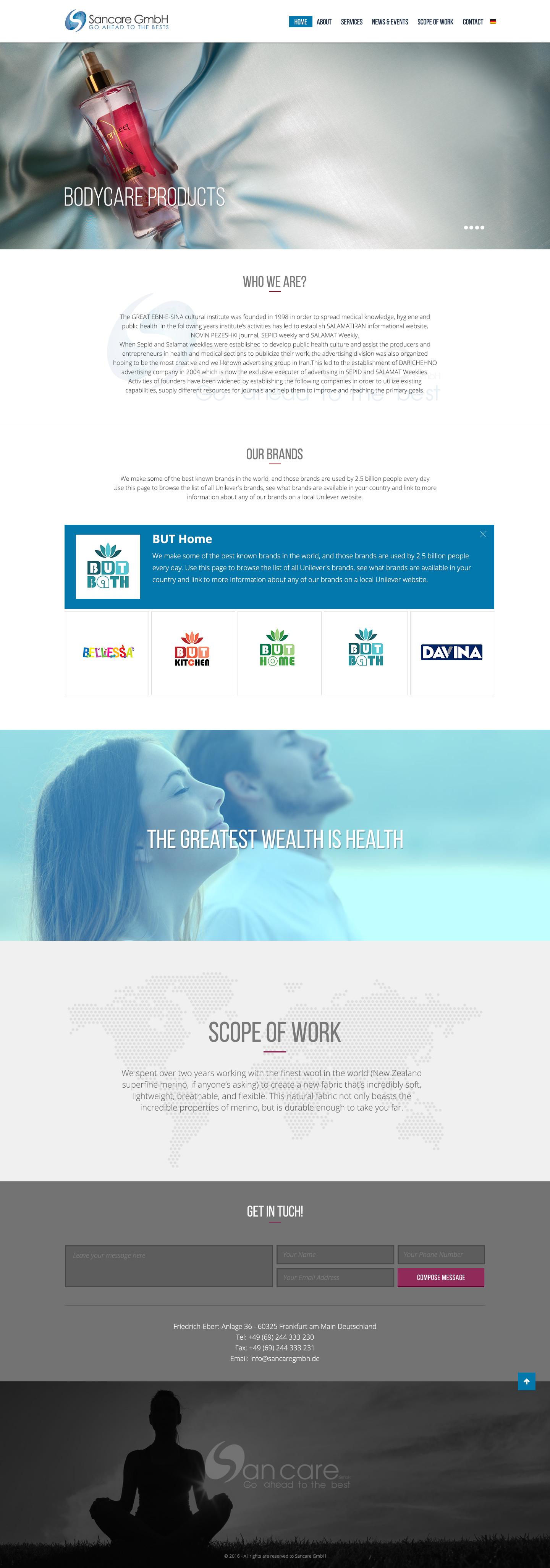 Sancare GmbH