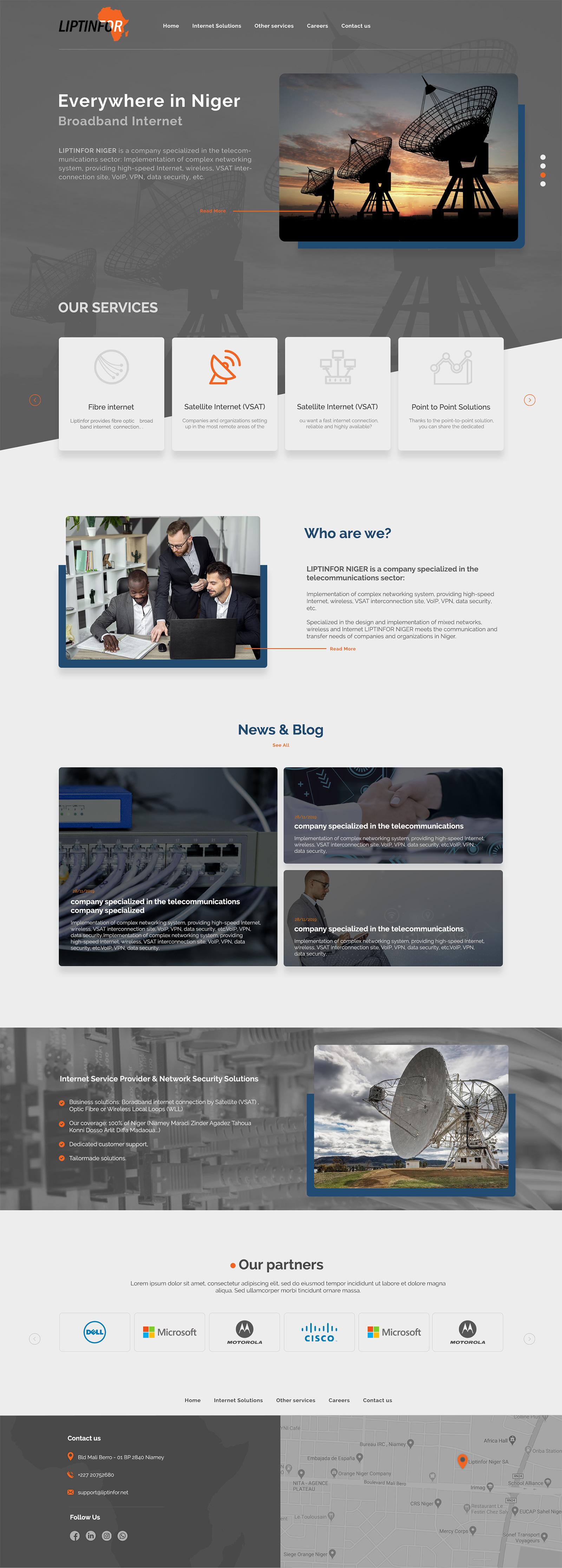 شرکت Liptinfor (تکنولوژی)